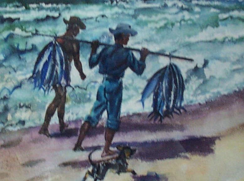 Homeward Bound, Harold Kee Welch, 1957