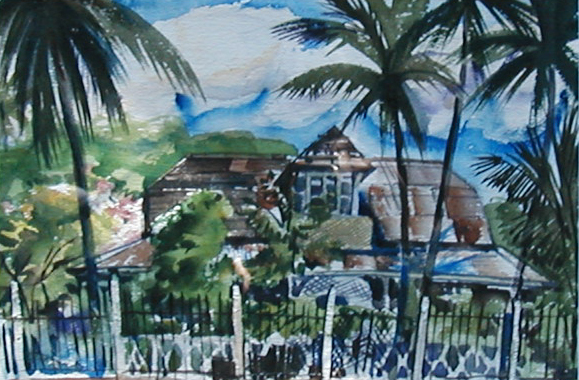 British Casa #1, Harold Kee Welch