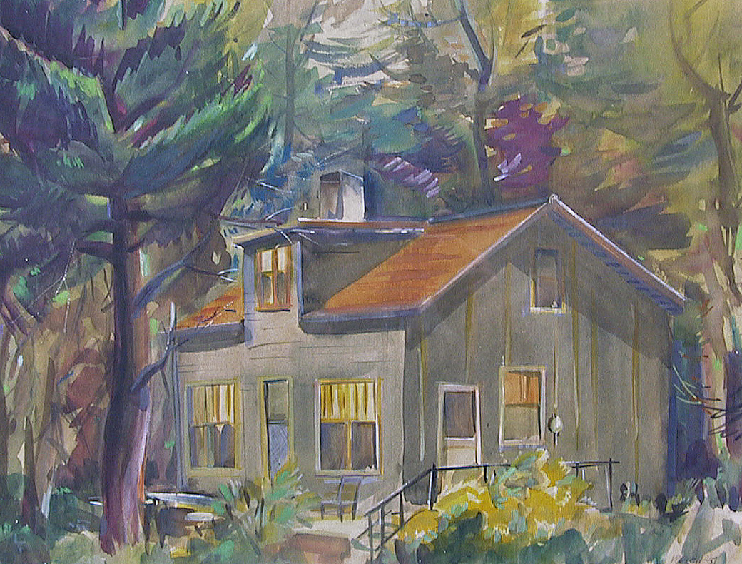 Door County Retreat, Harold Kee Welch