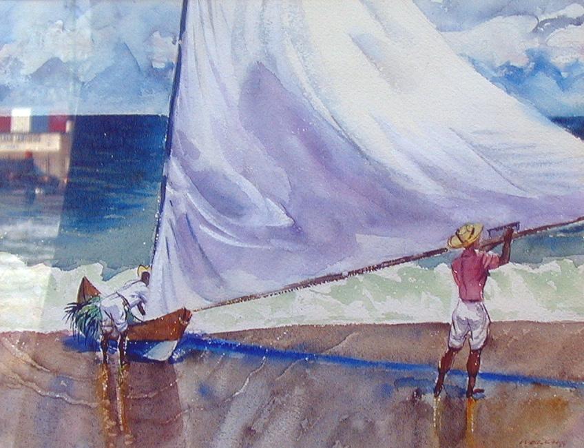 Puerto Vallarta, Harold Kee Welch