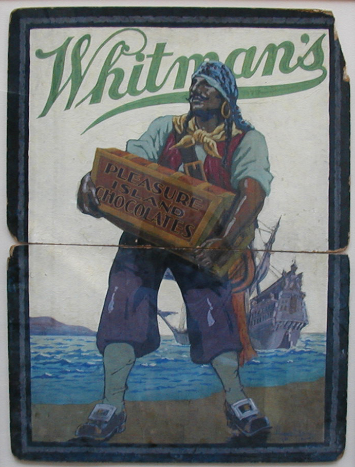 Whitman's Pleasure Island Chocolates