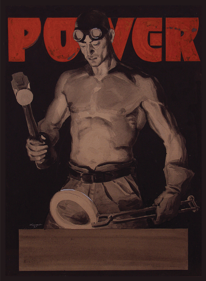 Power, Harold Kee Welch, 1927